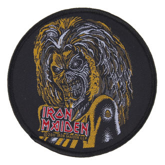 patch IRON MAIDEN - KILLERS FACE - RAZAMATAZ - SP2520
