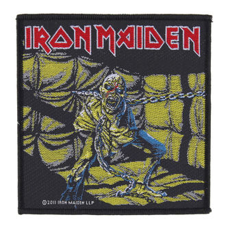 patch IRON MAIDEN - PIECE OF MIND - RAZAMATAZ - SP2523