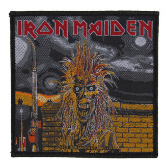 patch IRON MAIDEN - IRON MAIDEN - RAZAMATAZ, RAZAMATAZ, Iron Maiden