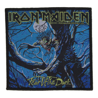 patch IRON MAIDEN - FEAR OF THE DARK - RAZAMATAZ, RAZAMATAZ, Iron Maiden