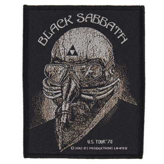 patch BLACK SABBATH - US TOUR 78 - RAZAMATAZ - SP2677