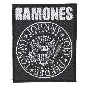 patch RAMONES - CLASSIC SEAL - RAZAMATAZ, RAZAMATAZ, Ramones