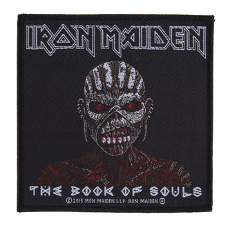 patch IRON MAIDEN - THE BOOK OF SOULS - RAZAMATAZ - SP2850