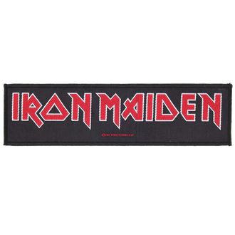 patch IRON MAIDEN - LOGO - RAZAMATAZ, RAZAMATAZ, Iron Maiden