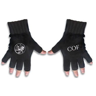 gloves CRADLE OF FILTH - LOGO & SIGIL - RAZAMATAZ, RAZAMATAZ, Cradle of Filth