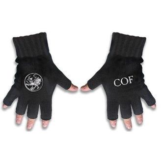 gloves CRADLE OF FILTH - LOGO & SIGIL - RAZAMATAZ, RAZAMATAZ, Cradle of Filth