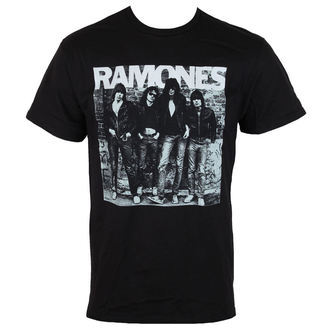 t-shirt metal men's Ramones - FIRST ALBUM - BRAVADO