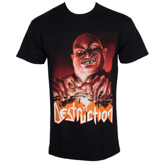 t-shirt metal men's Destruction - Live Without Sense - MASSACRE RECORDS, MASSACRE RECORDS, Destruction