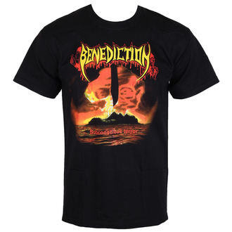 t-shirt metal men's Benediction - Subconscious Terror -