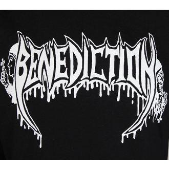 mikina dámská BENEDICTION - Old School - Logo, NNM, Benediction