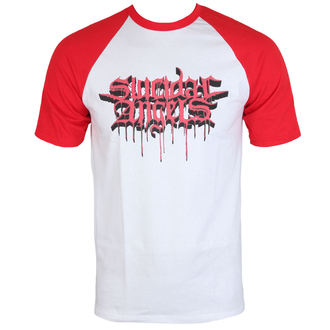 t-shirt metal men's Suicidal Angels - Bloody Logo - MASSACRE RECORDS, MASSACRE RECORDS, Suicidal Angels