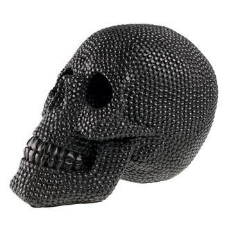 Decoration -  Skull - Black