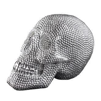 Decoration - Skull - Silver