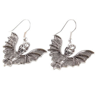 Earrings BAT