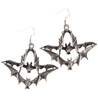 Earrings BATS