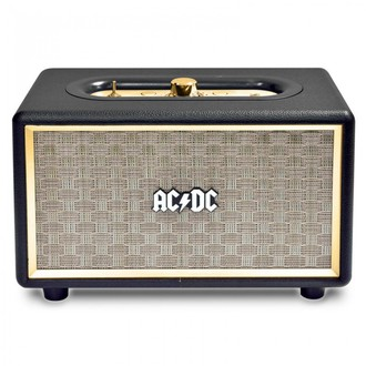 Speaker AC / DC - CLASSIC CL2 VINTAGE PORTABLE BLUETOOTH SPEAKER - BLACK, AC-DC