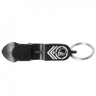 Key ring (bottle opener) METAL MULISHA - SHOTGUNNER - BLK, METAL MULISHA