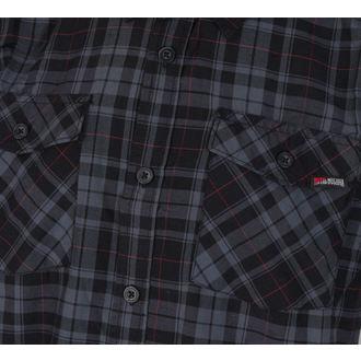 Shirt men's METAL MULISHA - BLOODCLOT BLK - BLK_SP7504001.01