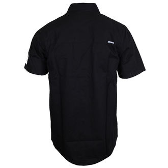 Shirt men's METAL MULISHA - PITS - BLK, METAL MULISHA