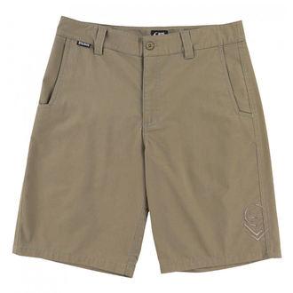shorts men METAL MULISHA - OCOTILLO WELLS - KHA, METAL MULISHA