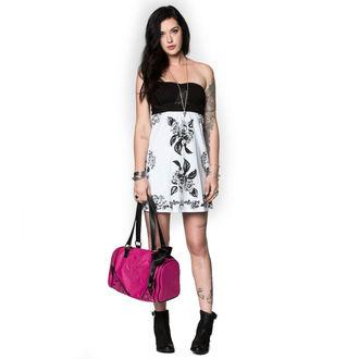 Dress women METAL MULISHA - REMORSE - WHT