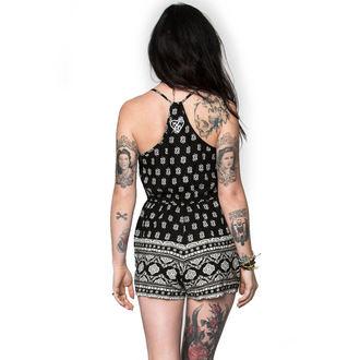 t-shirt street men's women's - TONIGHT ROMPER - METAL MULISHA - BLK_SP7709002.01