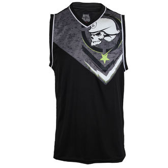 top men (jersey) METAL MULISHA - VOLTS - BLK - BLK_SP7511005.01