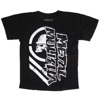 t-shirt street men's children's - BURN - METAL MULISHA, METAL MULISHA