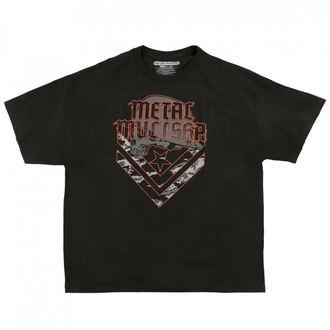 t-shirt street men's - CAM 3X - METAL MULISHA, METAL MULISHA