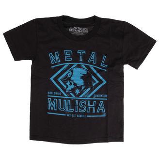 t-shirt street men's children's - DUST - METAL MULISHA, METAL MULISHA