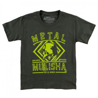 t-shirt street men's children's - DUST - METAL MULISHA, METAL MULISHA