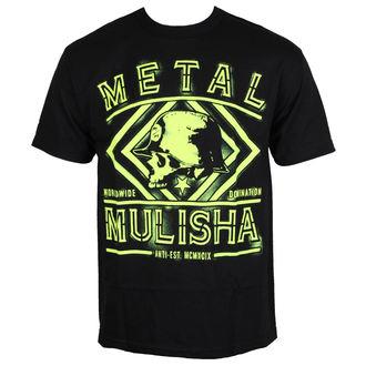 t-shirt street men's - DUST - METAL MULISHA, METAL MULISHA