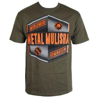 t-shirt street men's - EMBLEM - METAL MULISHA, METAL MULISHA