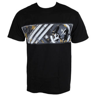 t-shirt street men's - ESTABLISHED - METAL MULISHA, METAL MULISHA