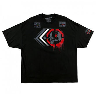 t-shirt street men's - SHATTER 3X - METAL MULISHA, METAL MULISHA