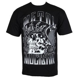 t-shirt street men's - WOODCUT - METAL MULISHA, METAL MULISHA