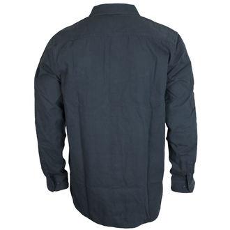 shirt men VANS - ROSEMONT - DARK SLATE, VANS