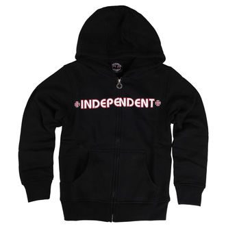 hoodie men's children's - Bar Cross - INDEPENDENT, INDEPENDENT