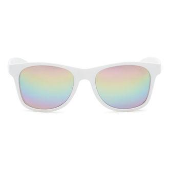 glasses sun VANS - SPICOLI 4 SHADES - WHITE-RAIN