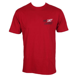t-shirt street men's - Only Choice Cardinal Red - INDEPENDENT, INDEPENDENT