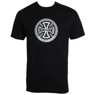 t-shirt street men's - 88 TC Black - INDEPENDENT, INDEPENDENT