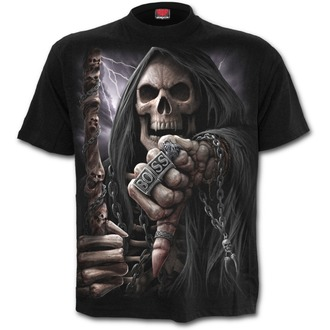 t-shirt men's - BOSS REAPER - SPIRAL, SPIRAL