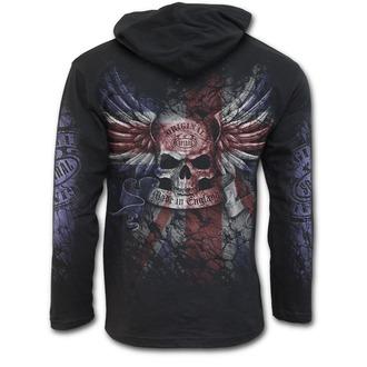 hoodie men's - UNION WRATH - SPIRAL - E012M469
