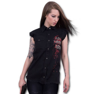 shirt with no sleeveless women's SPIRAL - DARYL WINGS - Walking Dead, SPIRAL