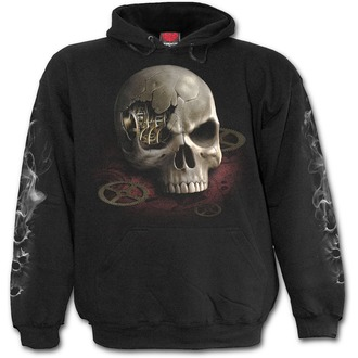hoodie men's children's - STEAM PUNK BANDIT - SPIRAL, SPIRAL