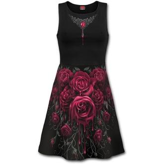 Dress women (top) SPIRAL - BLOOD ROSE AO - S015F130