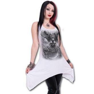 dress women (top) SPIRAL - WINGS OF WISDOM - White - E022F115