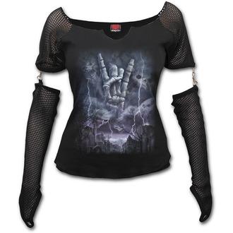 t-shirt women's - ROCK ETERNAL - SPIRAL