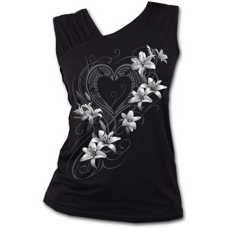 top women SPIRAL - PURE OF HEART - Black, SPIRAL