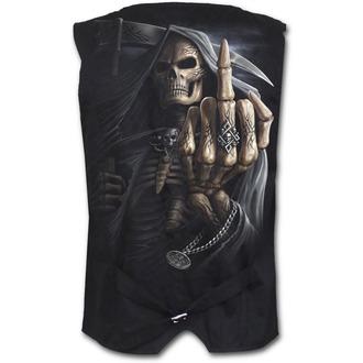 vest - BONE FINGER - SPIRAL, SPIRAL